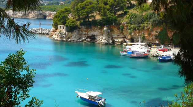 Alonissos island - Sporades Greece