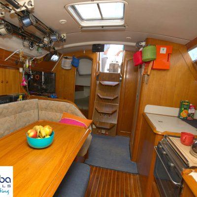 Jeanneau 36 - Babasails Yachting Halkidiki
