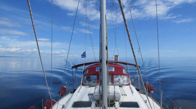 Beneteau 393 - Babasails Yachting Halkidiki