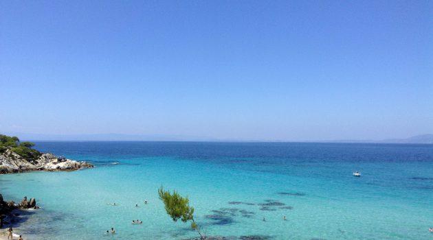 Halkidiki Sithonia - Babasails Yachting Halkidiki