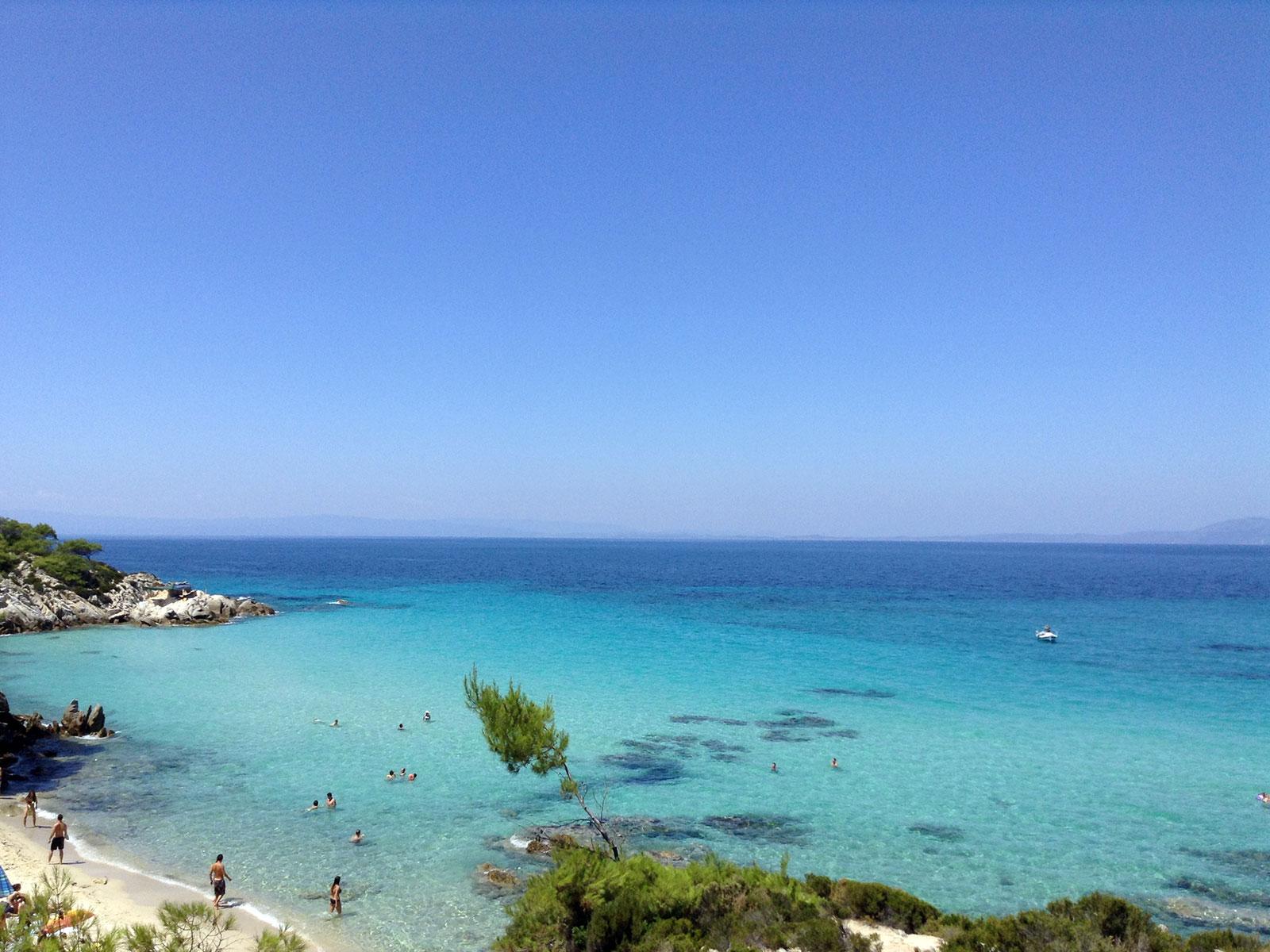 Best Beach Bars In Halkidiki