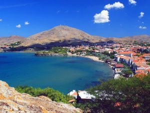 Limnos North Aegean Greece