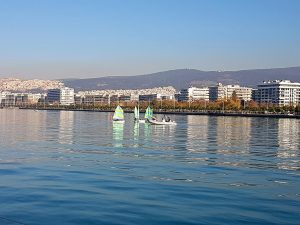 Sail to Thessaloniki