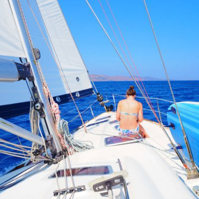 Get prepared for a sailing experience from your dreams