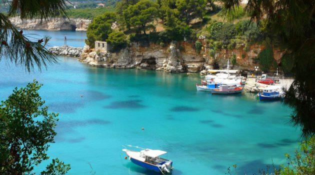 Alonissos island - Sporades Greece
