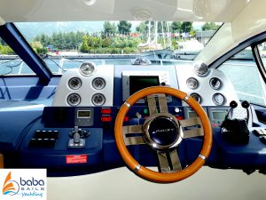 Azimut 43 Yacht - Babasails Yachting Halkidiki