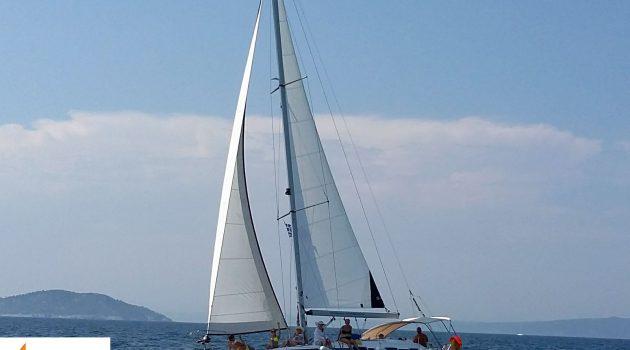 Bavaria 40 Sailing Yacht Babasails Halkidiki