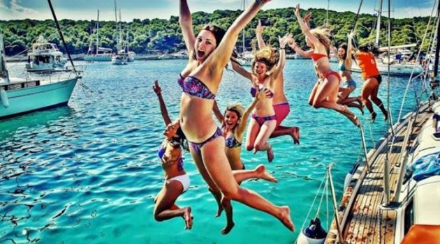 Day Sailing Cruise Halkidiki