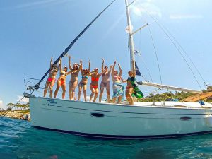Half Day Sailing Cruise Halkidiki