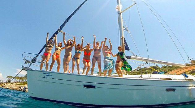 Half Day Sailing Cruise Halkidiki