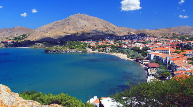 Limnos North Aegean Greece