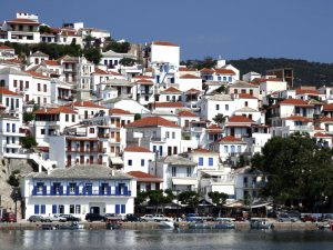 Skopelos island - Sporades Greece