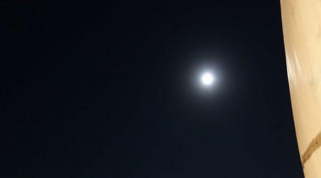 moonlight sailing cruise