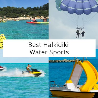 Best Halkidiki Water Sports