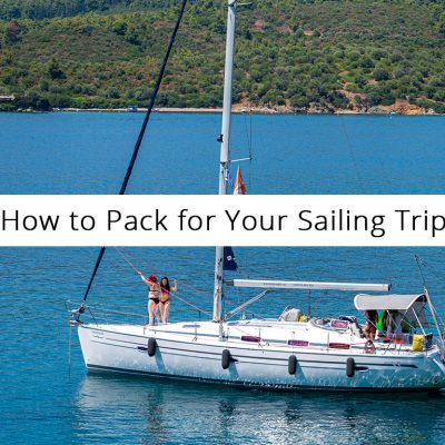 How to Pack for Your Sailing Trip