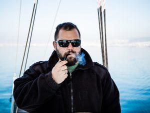 Simon Ziogou - Captain Babasails