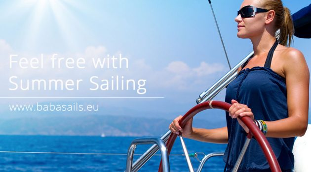 Feel free with summer sailing