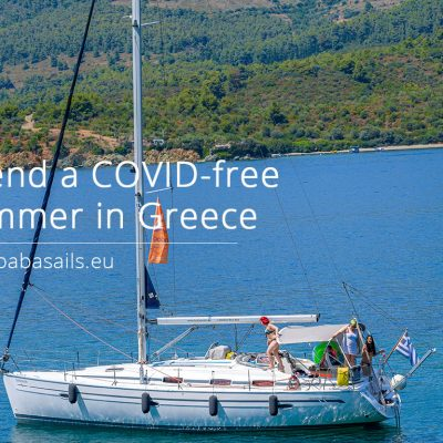 Spend a COVID-free summer in Greece