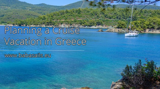 Planning a Cruise Vacation