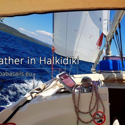 Weather in Halkidiki