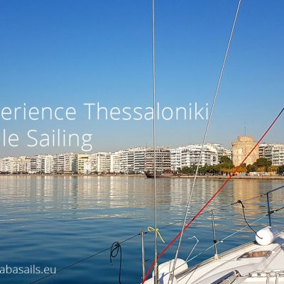 Experience Thessaloniki While Sailing